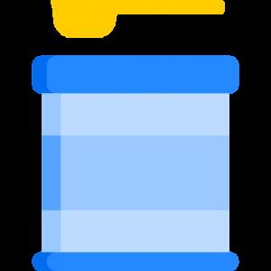 Infant formula icon