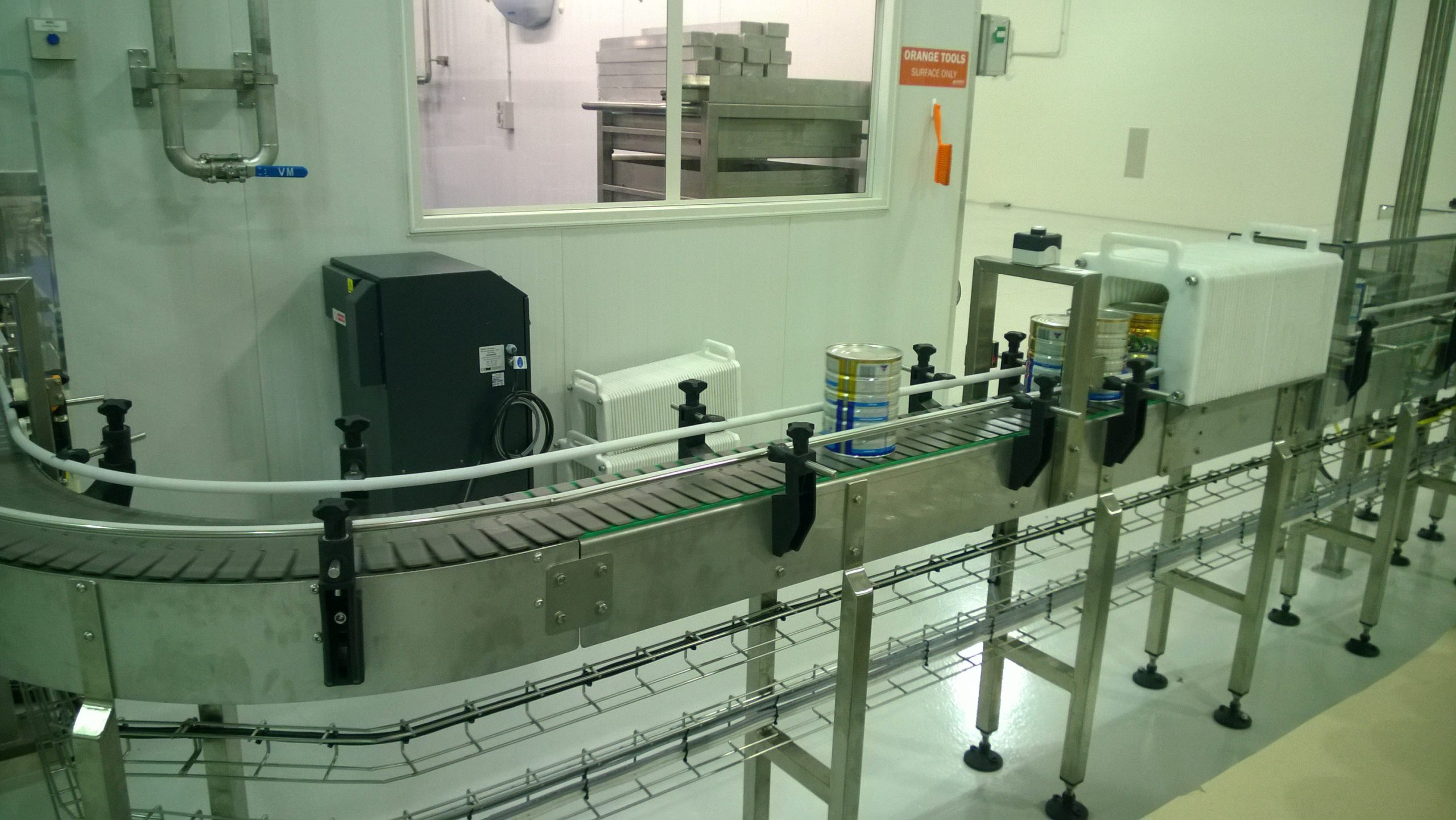 Production line image